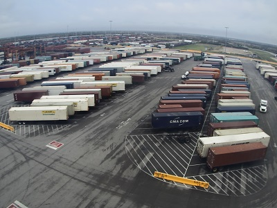 Intermodal Yard - Streamline Activities